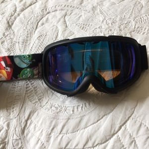 SMITH Snowboard Goggles Angry Birds Kids